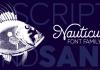 Nauticus Font Family