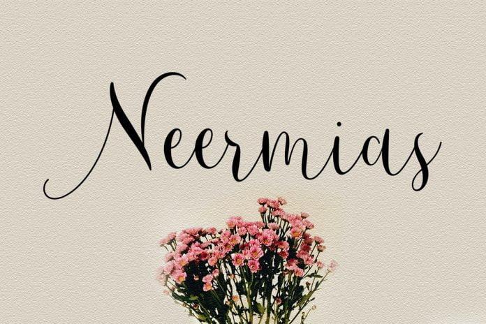 Neermias Modern Calligraphy