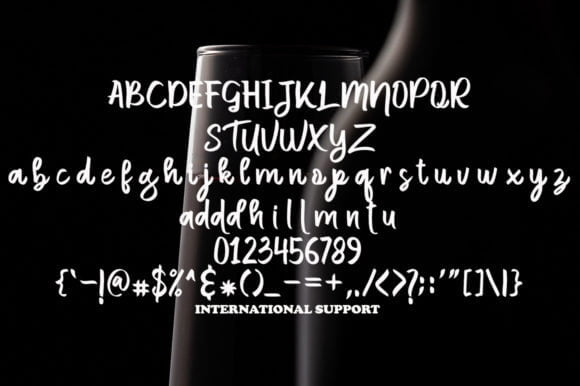 Netavilla Font