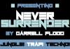 Never Surrender Font