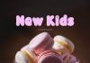 New Kids Font