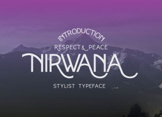 Nirwana Font