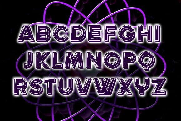 Nucleus Font