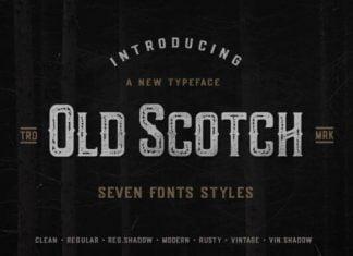 Old Scotch Font