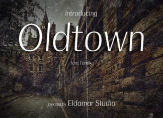 Oldtown Font
