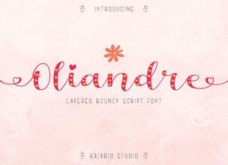 Oliandre Font