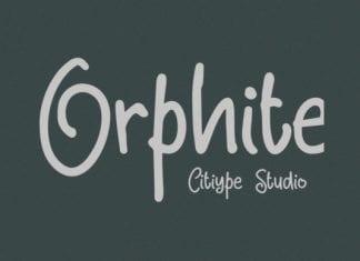 Orphite Font