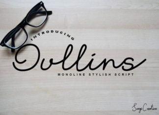 Oullins Font