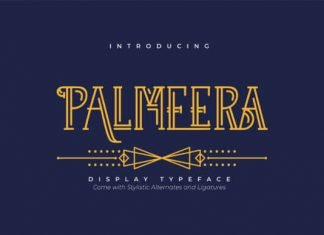 Palmeera Font