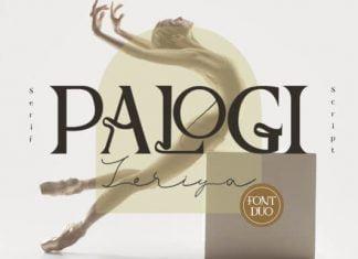 Palogi Font