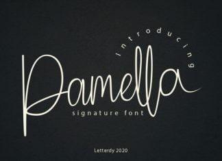 Pamella Font