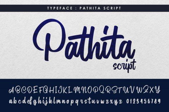 Pathita Font