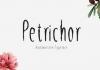 Petrichor Font