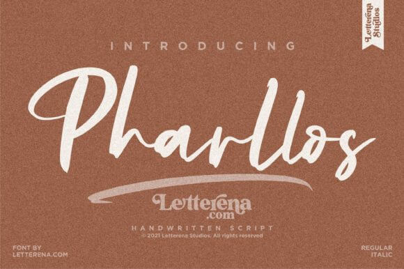 Pharllos Font