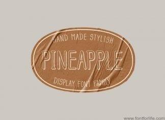 Pineapple Type Family