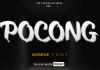 Pocong Font