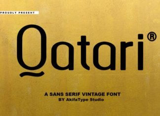 Qatari Font