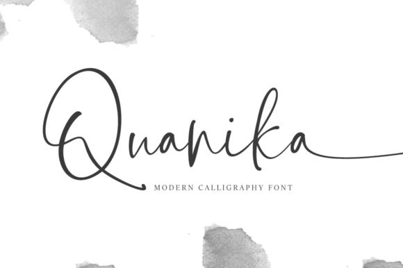 Quanika Font