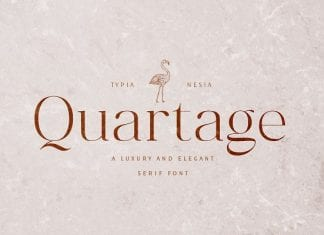 Quartage Serif Font