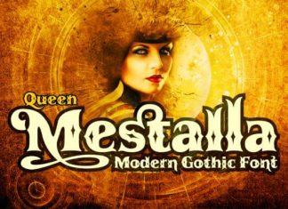 Queen Mestalla Font