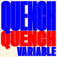 Quench Variable Font