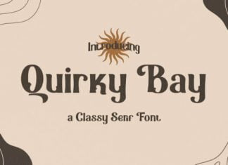 Quirky Bay Font