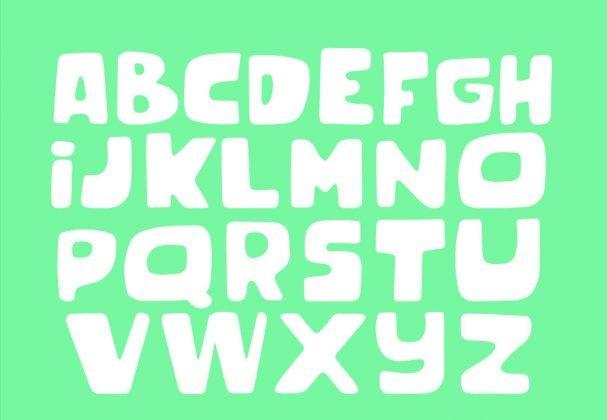 RIMBO Font