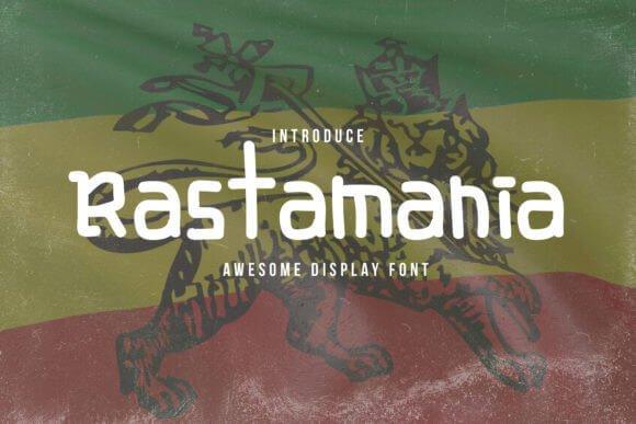 Rastamania Font