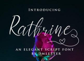 Rathrine Font