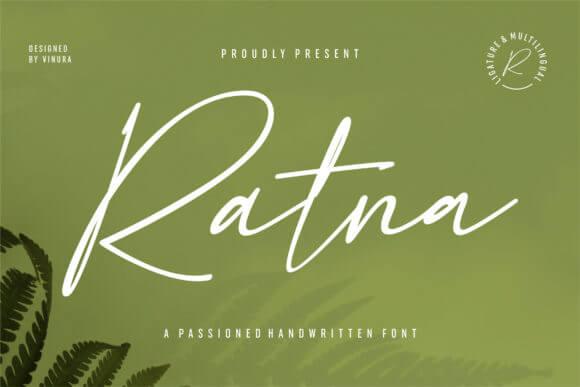 Ratna Font