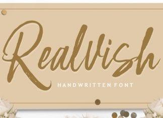 Realvish Font