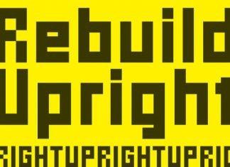 Rebuild Font