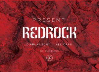 Redrock Font