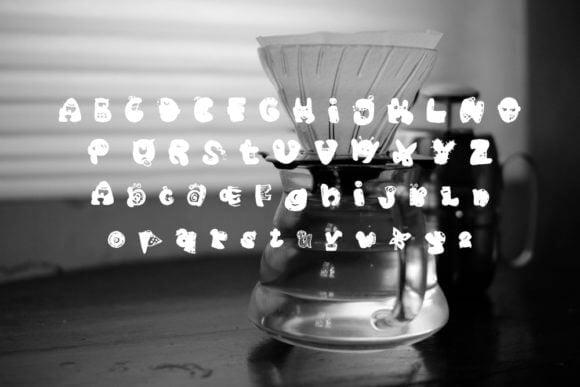 Remidial Monster Font