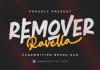 Remover Ravella Font