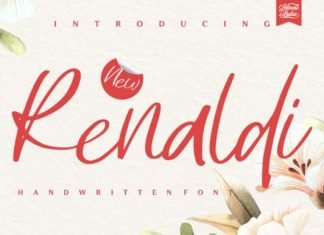 Renaldi Font