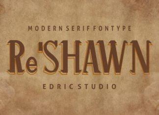Re'shawn Font