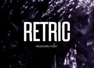 Retric Font