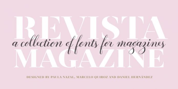 Revista font