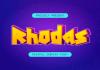 Rhodas Font