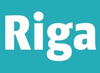 Riga Font