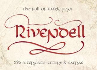 Rivendell Font