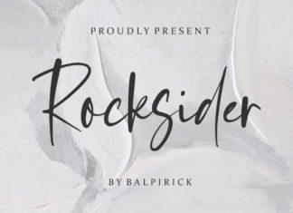 Rocksider Font