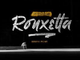 Ronxetta Font