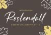 Rostendall Font