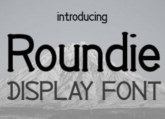 Roundie Font