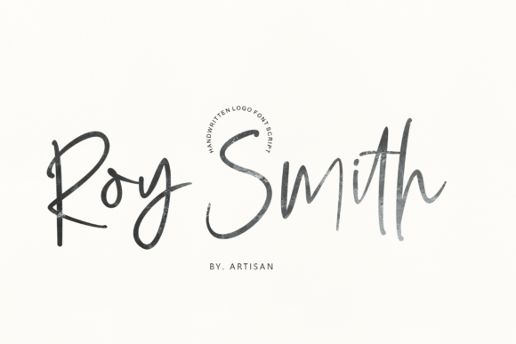 Roy Smith Font