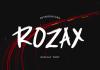 Rozax Font