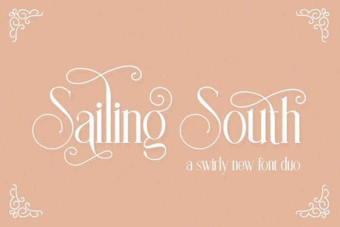 Sailing South Font Duo