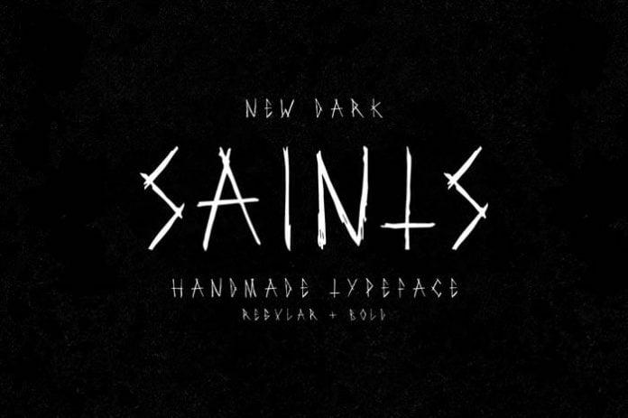 Saints Font